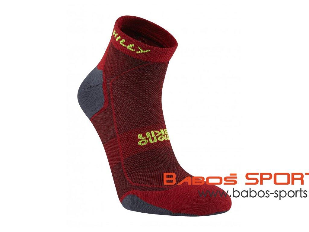 běžecké ponožky Hilly Pace Quarter
