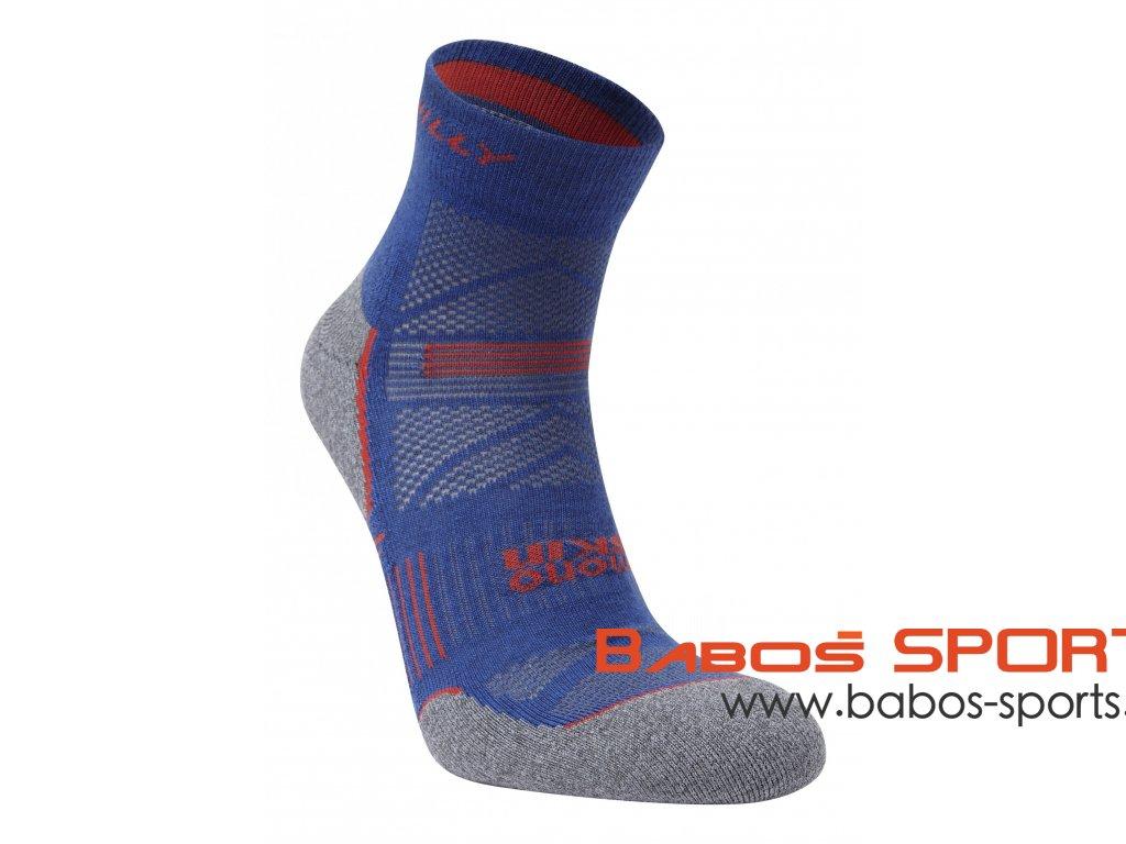 mens hilly socks blue orange angle 2