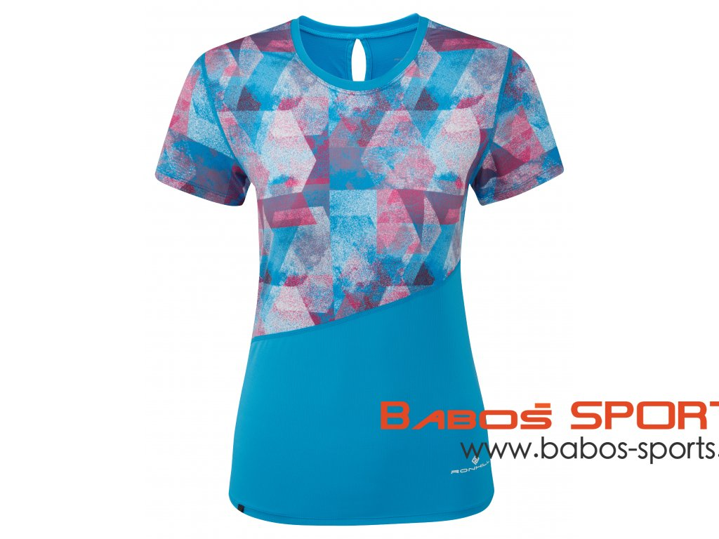 RH 004605 RH 00648 WOMENS STRIDE REVIVE SS TEE FRONT