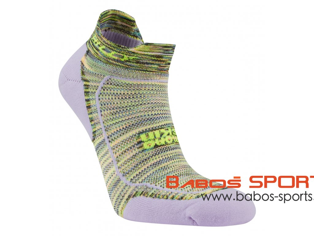 Hilly Womans Fluo Yellow Lite Comfort Angle