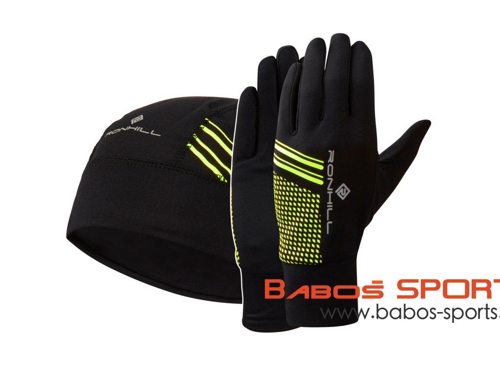 RH 002650 R848 Beanie And Glove Set