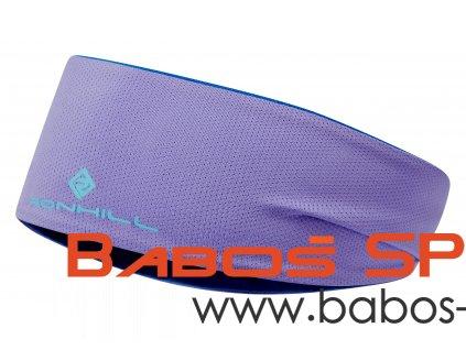 RH 005568 Rh 00725 Lilac Azurite Reversible Revive Headband Front