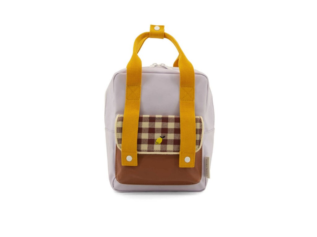 sticky lemon batůžek malý envelope deluxe chocolate sundae daisy yellow 21