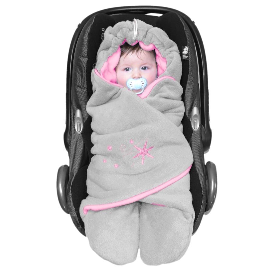 Poutáte dítě do autosedačky v zimní bundě? Riskujete!
