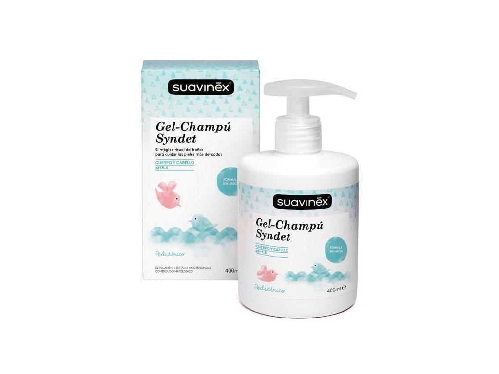 Suavinex SUAVINEX | SYNDET gel - šampon 400 ml