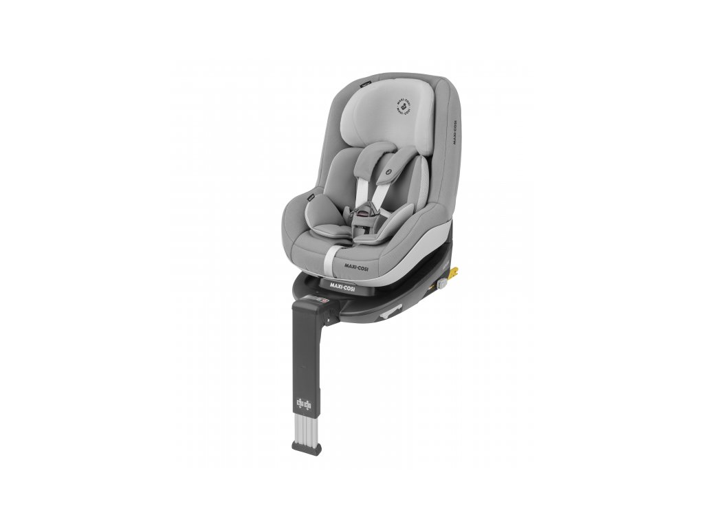 Pearl Pro2 i-Size autosedačka Authentic Grey