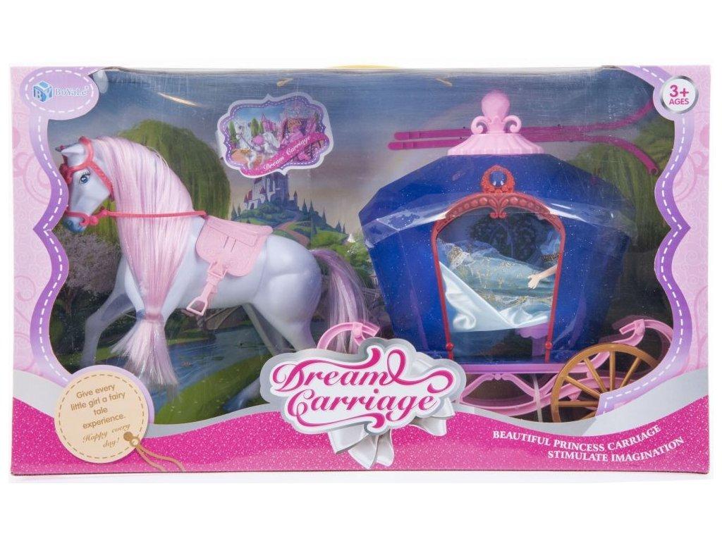 Princezny kočár s příslušenstvím MEGA CREATICE 459316 Princezny kočár s příslušenstvím MEGA CREATICE 459316