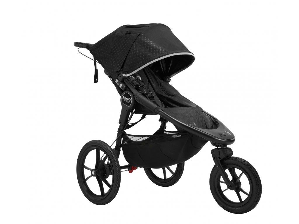 BabyJogger SUMMIT X3 SINGLE MIDNIGHT BLACK