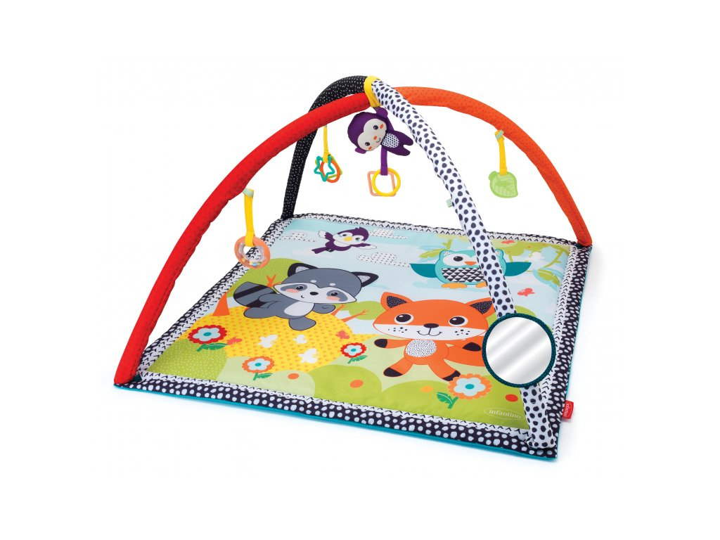 Hrací deka s hrazdou Safari  + sleva 6% na nezlevněné zboží