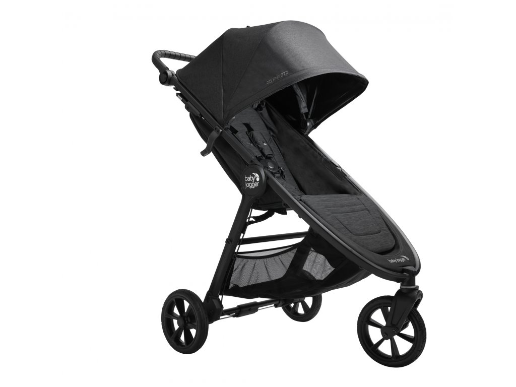 BabyJogger CITY MINI GT 2 SINGLE - OPULENT BLACK