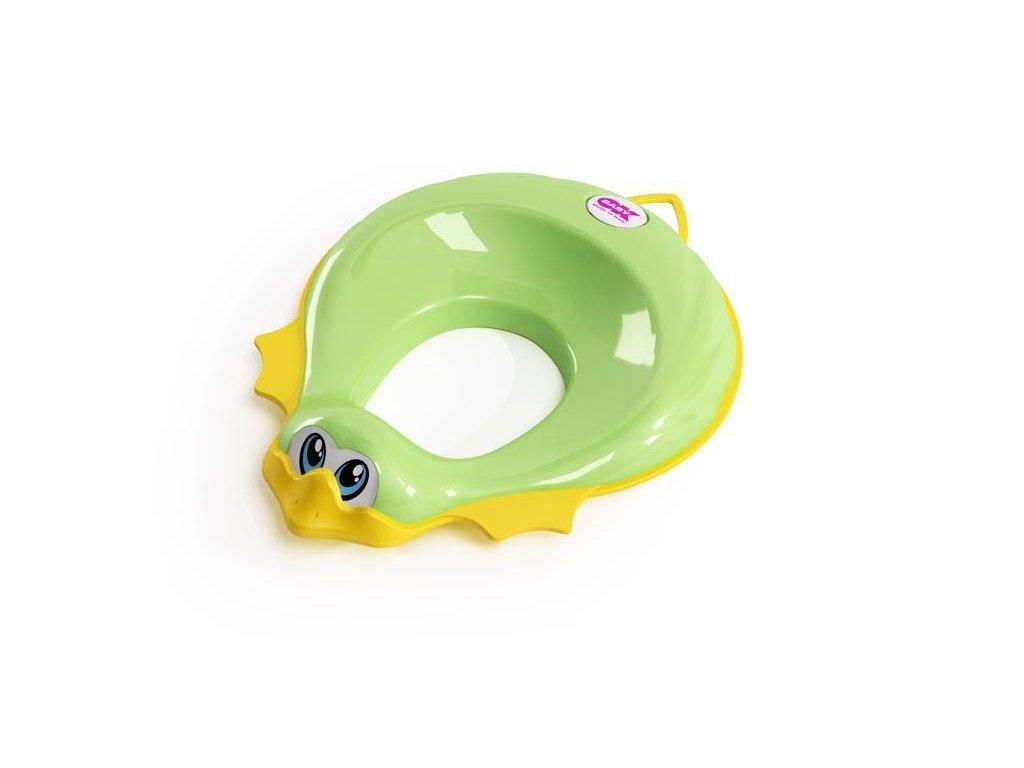 Redukce na WC Ducka zelená 44
