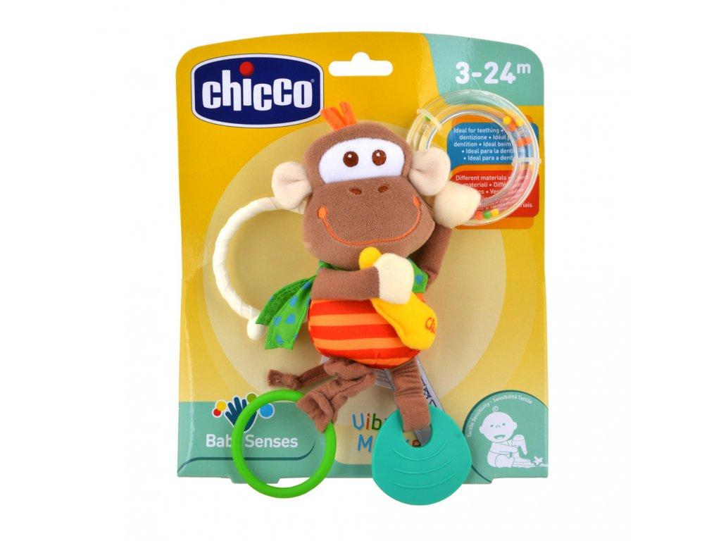 Hračka opice vibrující