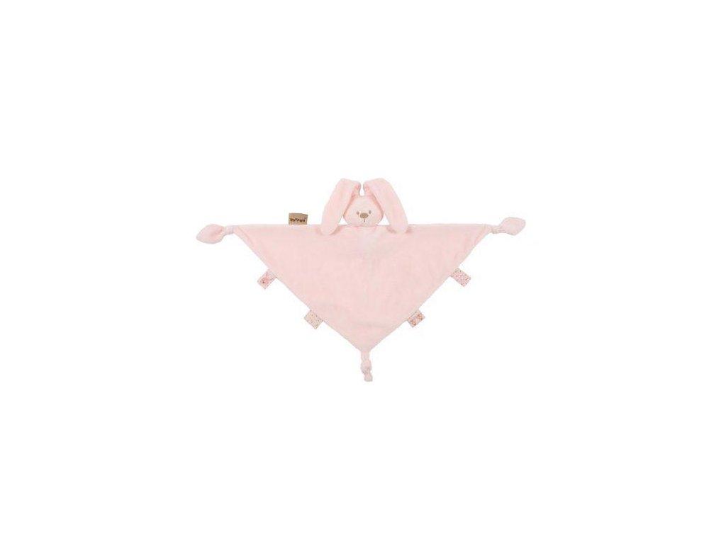Hračka mazlíček maxi Lapidou pink 65cmx40cm