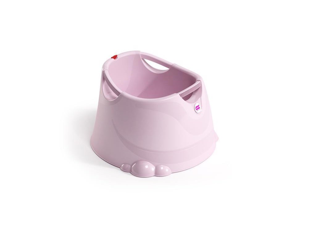 Vanička do sprchovacího koutu Opla světle růžová 54