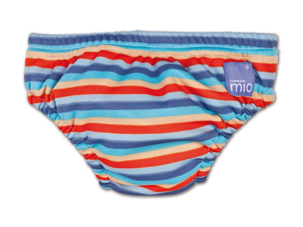 Bambino Mio Kalhotky koupací Orange Stripe v.S