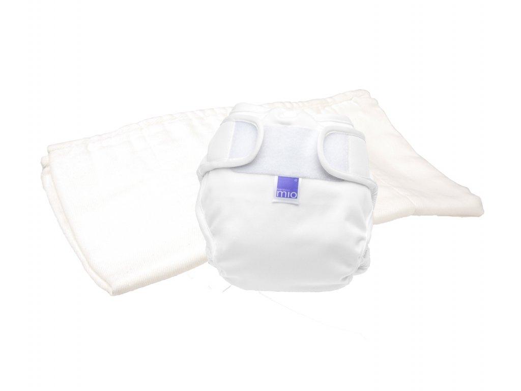 Bambino Mio Plenkový test.balíček New bílý vel.2(nad9kg)