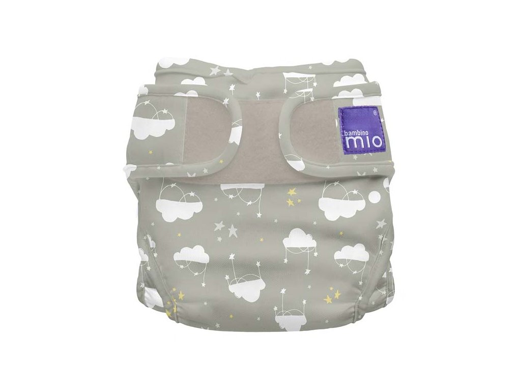 Bambino Mio Miosoft plenkové kalhotky Cloud Nine vel. 1