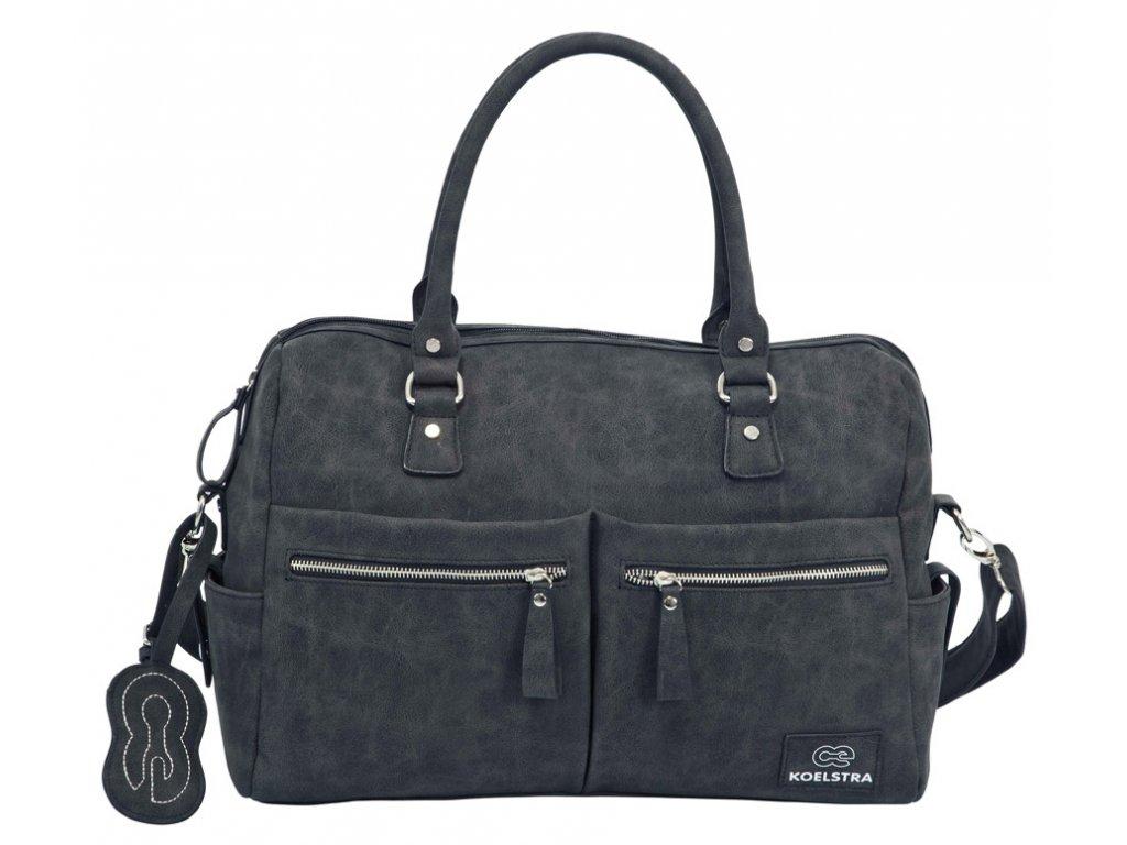 Koelstra přebalovací taška Nimme Black