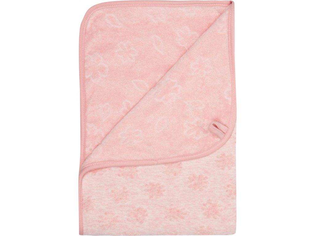 Bebe-Jou Multifunkční pléd Bébé-Jou Fabulous Blush Pink