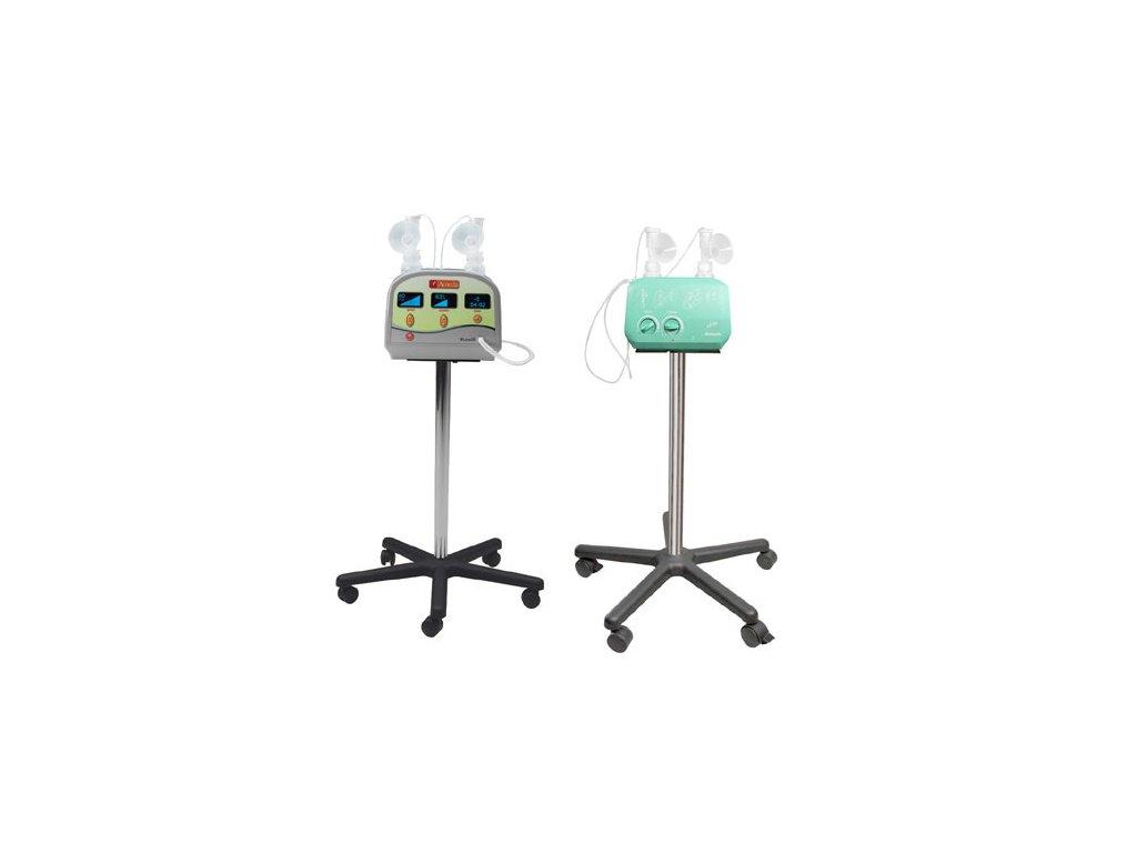Vozík na nemocniční odsávačku ELITE nebo Platinum Ameda