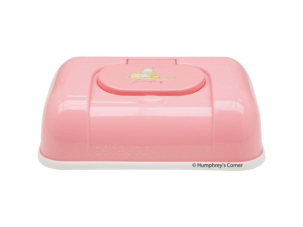 Bebe-Jou Box na ubrousky Bébé-Jou růžový