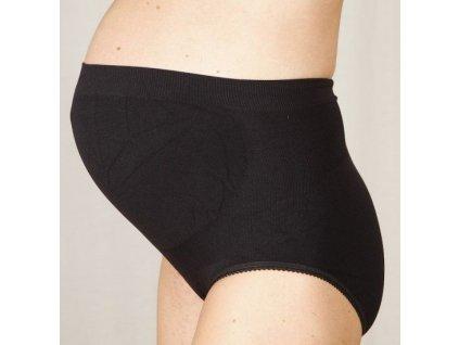 Carriwell těhotenské podpůrné kalhotky - černé
