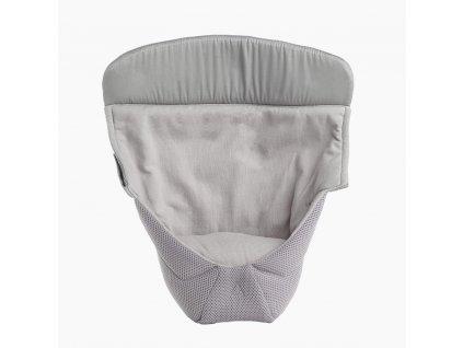 ERGOBABY   Novorozenecká vložka COOL AIR MESH - GREY
