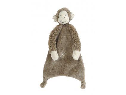 Happy Horse | Přítulka opička Mickey hnědá  Velikost: 28 cm