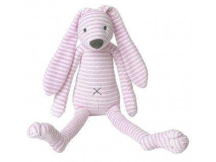 Happy Horse | Králíček Reece růžový  Velikost: 38 cm
