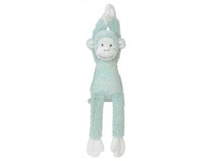 Happy Horse | Opička Mickey hudební tyrkys  Velikost: 40 cm