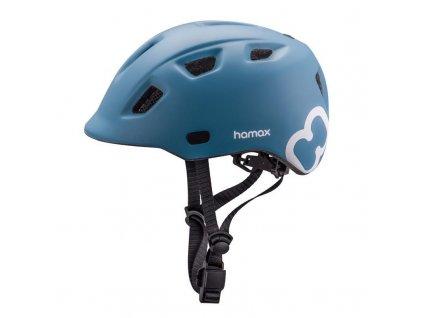 Cyklohelma Thundercap Blue/Blue 52-57