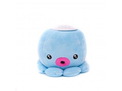 BabyMonsters NIGHT PARTNERS chobotnice modrá