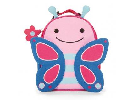 Zoo batůžek svačinový - Motýlek 3+