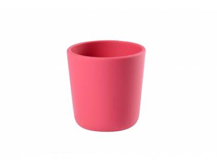 Kelímek silikonový Pink
