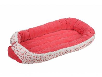 Hnízdo pro miminko růžové
