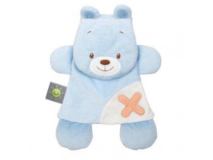 Hračka mazlíček s termoforem Buddiezzz medvěd