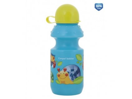 Canpol babies Sportovní láhev HAPPY GARDEN 360 ml