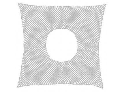 Babyrenka poporodní polštář 45x45 cm kuličky EPS barevný tisk