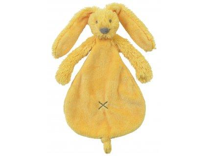 Happy Horse   Přítulka králíček Richie žlutá  Velikost: 25 cm