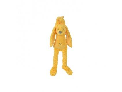 Happy Horse | hudební králíček Richie žlutý  Velikost: 34 cm