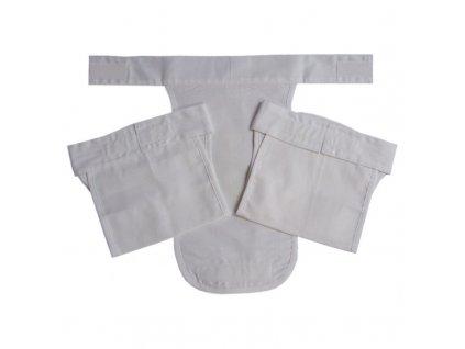 ESITO Ortopedické kalhotky - bílá / 56 ESORTOKALH