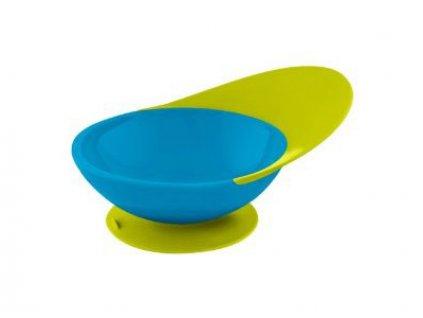 Boon - CATCH BOWL - Miska s prísavkou modro-zelená