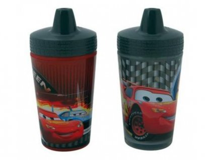 TFY - Disney Cars 270ml termo hrnek  2-pack