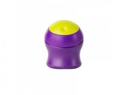 Boon - Svačinová nádobka zeleno-fialová