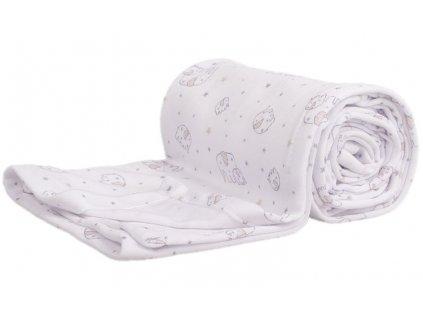 deka bavlna slon bezovy 11610