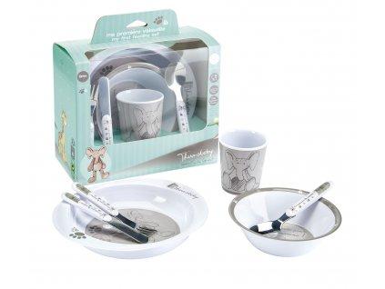 Melaminový set nádobí