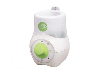 dBb Remond dBb Ohřívač kojeneckých lahví a výživ, bílý