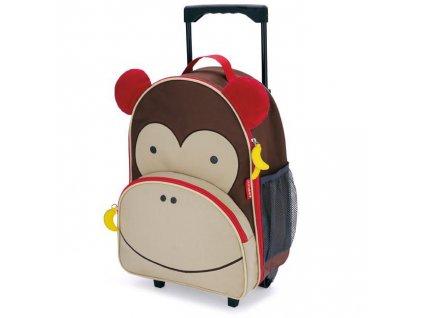 Zoo Kufr cestovní - Opička 3+