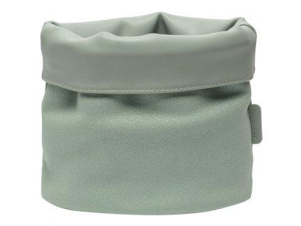 Bebe-Jou Textilní košík na kojenecké potřeby Bébé-Jou Fabulous Sparkle Green