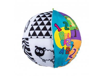 BalibaZoo - oboustranný míč, od 0m